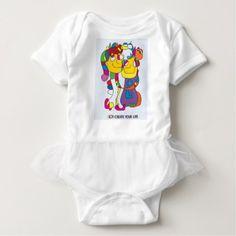 adam and eve funny illustration couple noa israel baby bodysuit - kids kid child gift idea diy personalize design