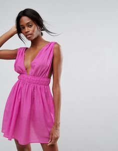 5dcfb442852b8 Plus Size Pink Envelope Bust Enhancer Palm Leaf Bikini Top, Women's, Size:  3XL, Blue (Navy) | Products | Bikinis, Plus size, Bikini tops