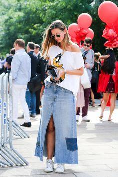 Resultado de imagem para fashion week verao ny street style