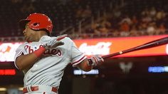 #MLB: El Quisqueyano Maikel Franco decide victoria de Filis ante Mets