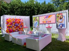 Lounges · Party & Event Decor · Balloon Artistry