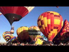 Life Afloat - An Albuquerque Balloon Fiesta Story