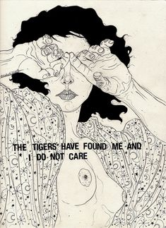 Kaethe Butcher Draws Quirky, Complicated Girls | Hi-Fructose Magazine