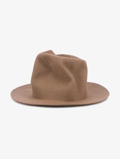 Neighborhood Luker Wool Felt Dome Hat
