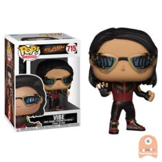 Cheap Sale New the Flash Dc Complete In Specifications Unopened Funko Pop Vinyl #715 Vibe
