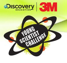THE DISCOVERY EDUCATION 3M YOUNG SCIENTIST CHALLENGE is the premier National Science Competition for students in the 5th-8th grade. INCREDIBLE ORGANIZATION of resources, from the current challenge to Teacher Tools, Fun Science Extras, Media Room, About 3M, About Discovery Education, and Challenge Archives from 2008 to the present.