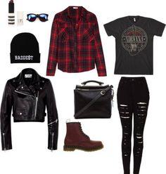 Grunge style