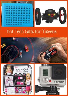 Top 10 tech gifts for tweens