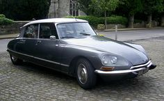 Citroen DS 23, probably the most beautiful car ever made.
