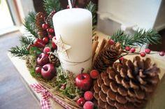 Florystyka adwentowa i bożonarodzeniowa - Sfera Zieleni