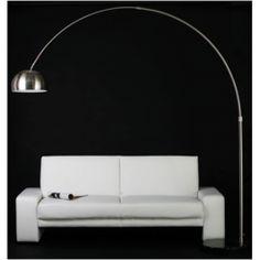Achille Design Booglamp Chroom - Cavel Design