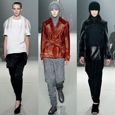Alexander Wang Fall 2013 Collection
