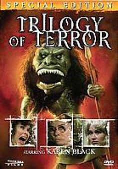 Trilogy of Terror is one of the best!  - 21 Best Horror Anthology Movies: Trilogy of Terror (1975)