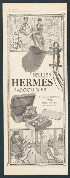 vintage hermes