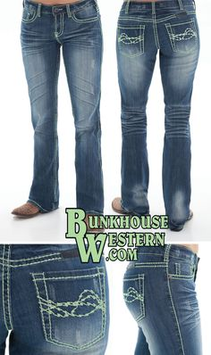 Cowgirl Tuff Jeans, Barbed Wire, Spring Fever, Classy Style, Comfort Zone, Country Girls, Rodeo, Stitching, Addiction