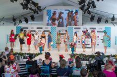 2013 BMW Caulfield Cup Carnival- Fashion Parade Entrants
