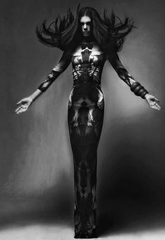 strangelycompelling:    © Mathew Guido @ Arthouse. Model Mikayla @ Ford