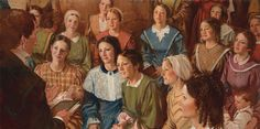 On March 17, 1842, women of unrelenting faith and zeal gathered together in the upper room of Joseph Smith's Red Brick Store as the first organization of the Relief Society was formed. Today, women of the Church, and all those who support them, celebrate the 173rd anniversary of that first meeting. Since its inception, the ...