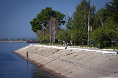 Тольятти: речной вокзал