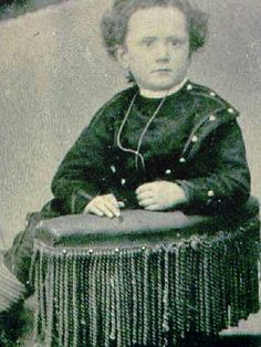 billy Lemp as a child