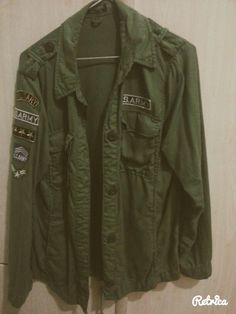 #shirt #military #jacket