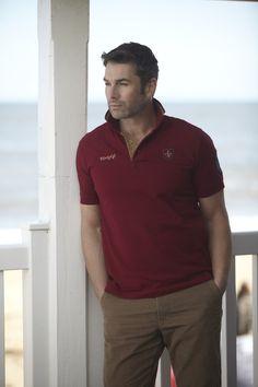 TOGGI Spring Summer 2013... Model wears Priestly Polo Shirt