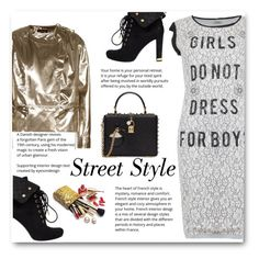 """""""Girls don't dress for boys"""" by juliehalloran ❤ liked on Polyvore featuring FRACOMINA, Isabel Marant, Louis Vuitton, Dolce&Gabbana and Guerlain"""