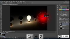 How to Create a Light Bulb in Autodesk Maya