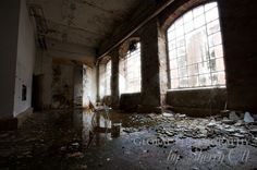 Photographing Abandoned Berlin