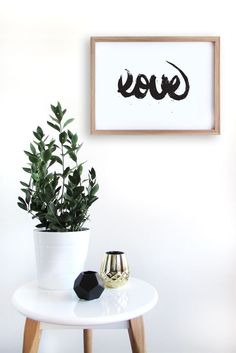 Dream Print -Gold Foil – Pops of Neon Artwork For Home, Dream Studio, Gold Foil Print, Home Decor Styles, Print Design, Interior Decorating, House Design, Art Prints, Neon