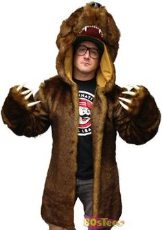 Baylor Bear Coat