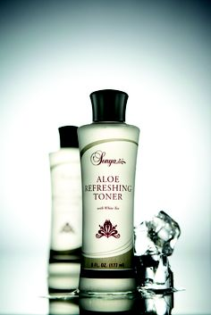 Aloe Refreshing Toner with White Tea provides vital moisture to help keep your skin properly hydrated.