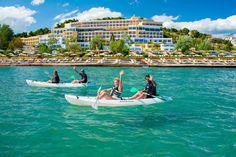Aquis Mare Nostrum Hotel Thalasso Vravrona Markopoulo Attika Greece | Book Online Canoe And Kayak, Hotel Reviews, Water Sports, Books Online, Kayaking, Trip Advisor, Greece, Tourism, To Go