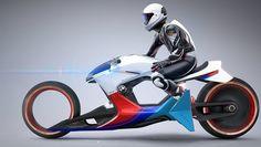 BMW I MOTORRAD : BETA R
