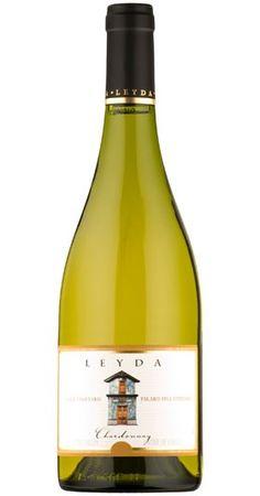 Chardonnay Falaris Hill Vineyard Viña Leyda