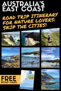 Australia's East Coast: Check out this road trip Itinerary for Nature Lovers | Skip the cities to hike, see wildlife and dive or snorkel in the best spots on the New South Wales Coast! #Australia #RoadTrip #NSW #BucketList #NewSouthWales