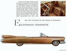 1959 ... Cadillac, Eldorado Biarritz - (rocket ship fins) by x-ray delta one, via Flickr