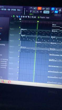 Macbook Air Discover Working on a new track Program Dj Music Video, Dj Video, Anime Music Videos, Music Music, Home Studio Setup, Music Studio Room, Home Studio Musik, Dj Setup, Gaming Setup