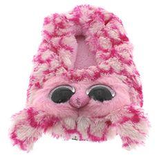 39882ba859e Ty Beanie Boos Little Girls  Slipper Socks (PINKY Barn Owl