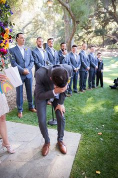 Grooms reaction to the bride for the first time! What I see is that the efficient is reading from Oh The Places You Will Go Wedding Goals, Wedding Pictures, Our Wedding, Wedding Planning, Dream Wedding, Dear Future Husband, Marry You, Here Comes The Bride, Happily Ever After