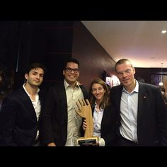Premio RCA de Merca2.0 por campaña de Kit Kat! - @gelattina