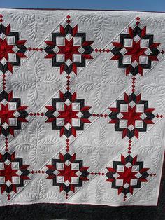 Carpenter's Wheel by Jessica's Quilting Studio, via Flickr