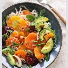 Yummy Spring Salad With A Friend!