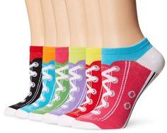 K. Bell de la Mujer del deporte zapatilla de deporte escotadas No hay Calcetines…