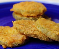 I love fried pickles. They're really easy to make at home and in this instructable, I'll show you how. Quick & Easy Fried Pickles: I love fried pickles. They're really easy to make at home and in this instructable, I'll show you how. Appetizer Recipes, Snack Recipes, Cooking Recipes, Appetizers, Protein Recipes, Potato Recipes, Cooking Ideas, Easy Recipes, Food Ideas