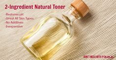 DIY Facial Toner - Don't Mess with Mama