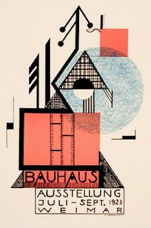 Bauhaus. I do not know the author of this picture is, but I chose it because I think it relates to my problem was to find out!