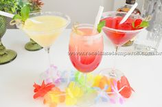 Drinks de Carnaval | Receitas e Temperos