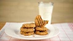 I Can't Believe It's Gluten-free Peanut Butter Cookies