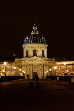 Académie de France, Paris